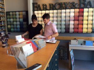 tutti i prodotti Farrow and Ball e la nostra assistenza tecnica